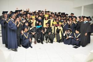 Gradues et corps professoral